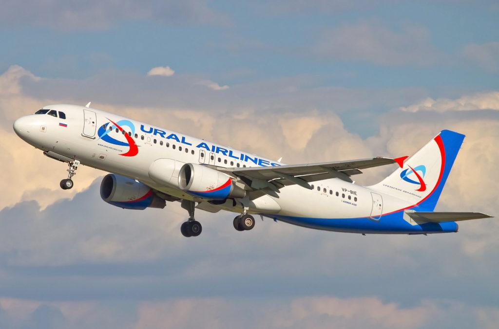 Уральские авиалинии с 28 декабря начнут полеты из Москвы в Будапешт