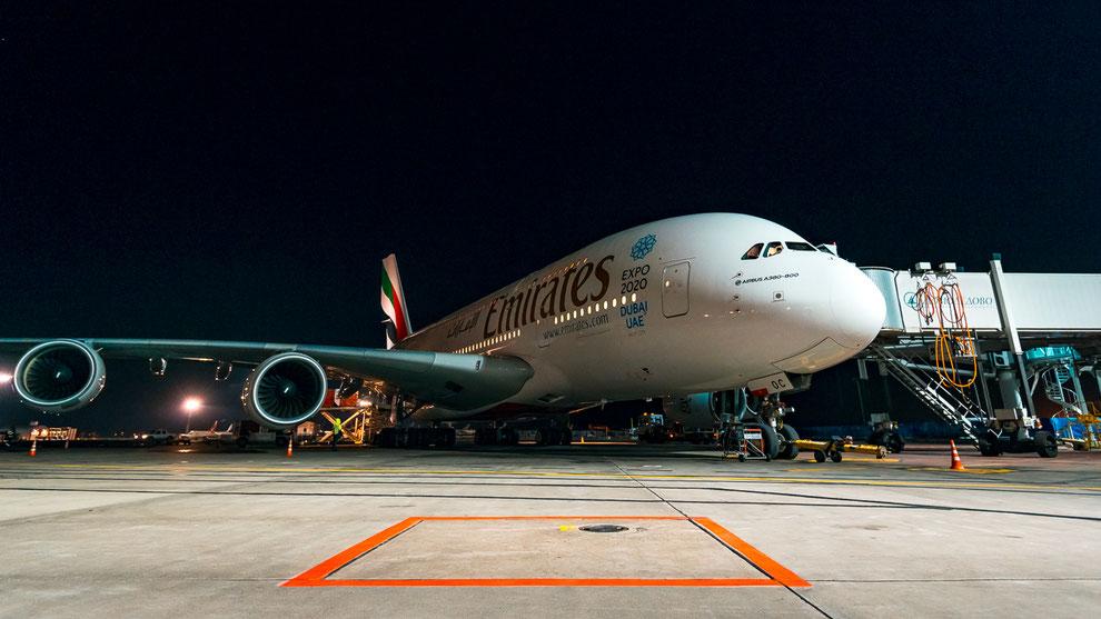 Авиакомпания Emirates Airlines возобновит полеты в Москву 11 сентября