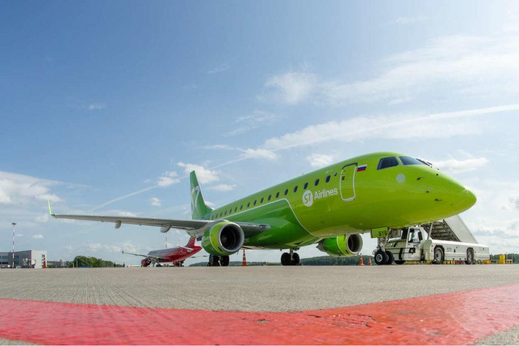 S7 Airlines запустила прямые рейсы из Москвы в Апатиты