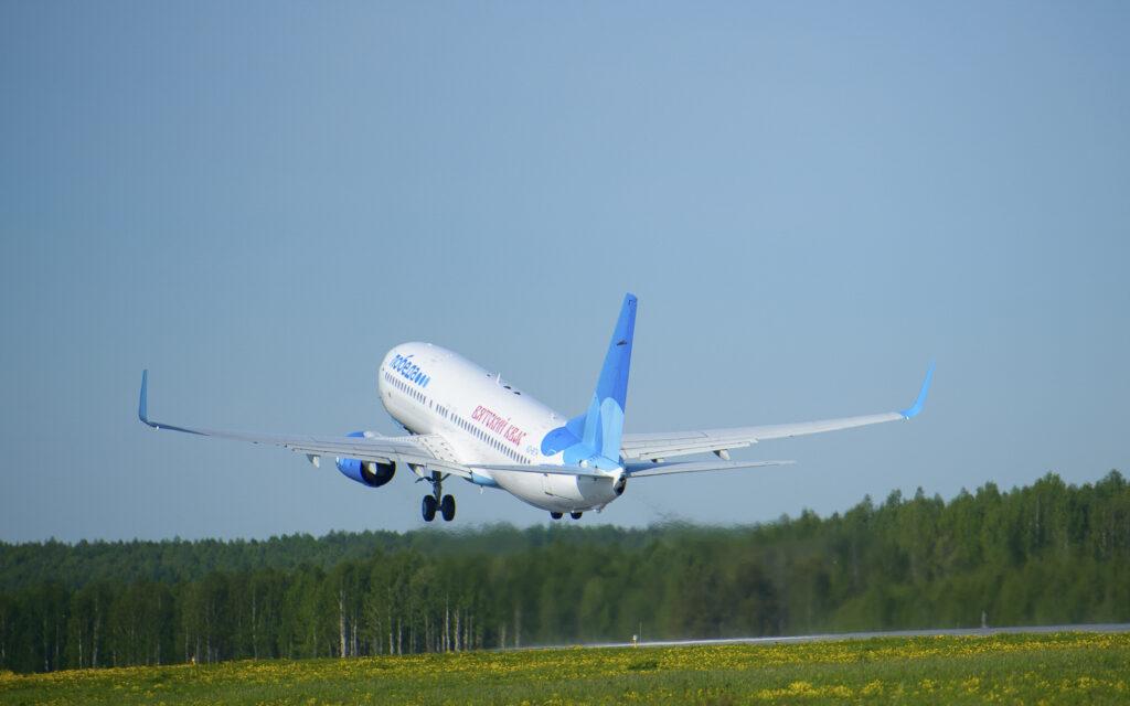 Лоукостер «Победа» с мая начнет выполнять часть рейсов из «Шереметьево»