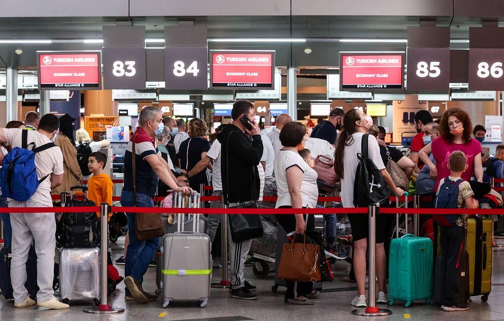 Россия возобновляет полноценное авиасообщение с Турцией