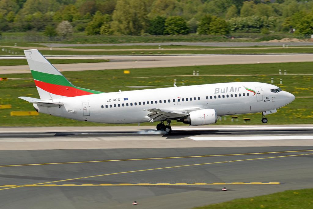 Авиакомпания Bul Air возобновила рейсы между Москвой и Варной