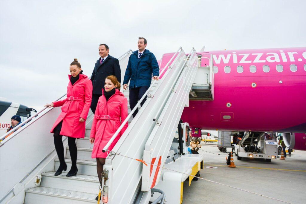 Авиакомпания Wizz Air возобновила полеты из аэропорта Внуково